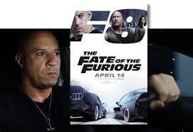 check out the new the fate of the furious poster we are movie geeks