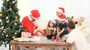 family christmas happiness hd stock video 769 882 089