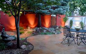 12 Volt Landscape Lighting Parts by Custom Artwork Outdoor Room Featured In Sunset Magazine Mile