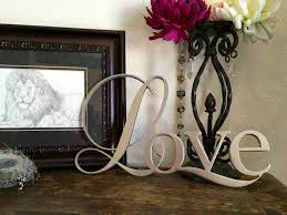 love wall decor love sign love wall hanging love word art