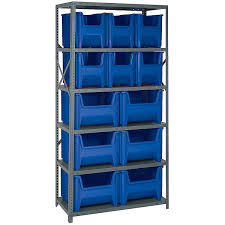 Storage Bins For Shelves by Plastic Storage Bins And Crates At Organize It