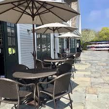 Patio Furniture Westport Ct The Boathouse At Saugatuck Rowing Club Restaurant Westport Ct