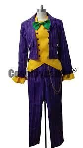 online buy wholesale joker costume clothing from china joker