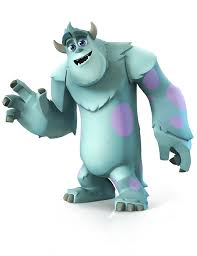 image infinity sully render png disney fanon wiki fandom disney infinity fans view topic infinity hi res character images