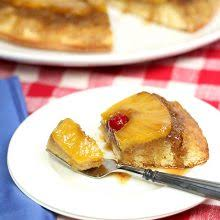 the best pineapple upside down cake has rum creative culinary
