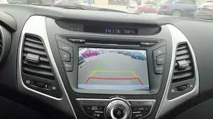 brand hyundai accent accurately operate your back up in the brand 2015