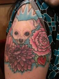 flickriver chihuahua tattoos pool