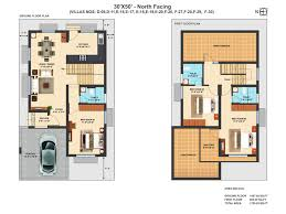 North Facing Floor Plans 30x50 House Plans North Facing House And Home Design