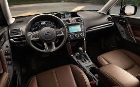 subaru suv concept interior 2019 subaru forester concept car 2018 2019