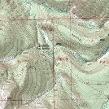 springs washington map kennedy springs snohomish county washington locale glacier