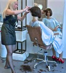 fem boys at the hair salon 112 best forced fem images on pinterest hair dos apron and barbers
