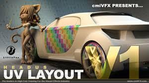 uv layout video tutorial uv layout cmivfx