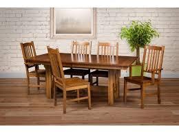 amish solid wood dining sets amish craftsman houston tx