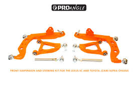 lexus sc300 lowering kit proangle steering kit for the sc300 sc400 mkiv supra