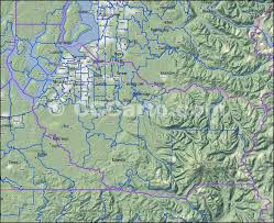 spokane zip code map county wa zip codes tacoma zip code map