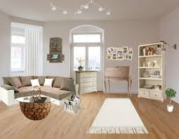 wohnzimmer landhausstil modern natürlich wohnen und bauen grün und braun natürliches wohnen