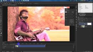 tutorial video editing photoshop cc video editing tutorial video edit color correction