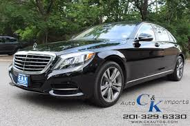 mercedes 2014 s class 2014 used mercedes s class pi driver assist package 19
