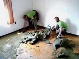 Hardwood Floor Removal Removing A Carpet Covering A Hardwood Floor How To Build A House