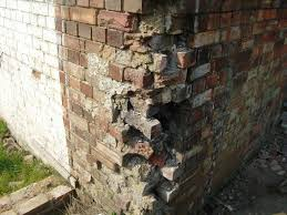 exterior brick wall re pointing mortar joints the easy way never