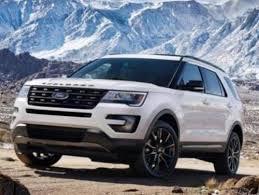 ford explorer vs chevy tahoe 2017 ford explorer vs 2017 chevrolet tahoe socal ford dealers