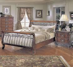 barcelona bedroom set descargas mundiales com homelegance barcelona 2 piece sleigh bedroom set