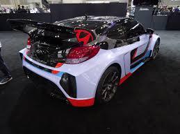 hyundai supercar concept hyundai rm15 concept blasts in u2014 updated photos 1 of 5