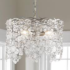 Chandelier Canopy by Glass Lace Drum Chandelier Drum Chandelier Glass Flowers And Canopy