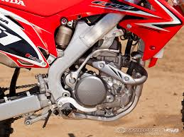 2010 honda crf250r first ride motorcycle usa