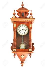 old wooden clocks stock photo picture and royalty free image
