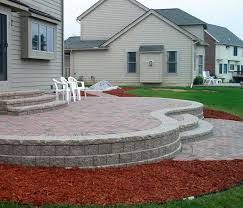 Paver Designs For Patios by Pavers U2013 C U0026 S Landscaping