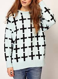 Plaid Cardigan Womens Plaid Sweaters For Women Cheap Price