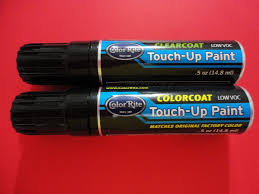 color rite touch up paint clear coat u0026 color coat honda r157
