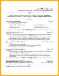 Resume Examples For College Student by Sample Resumes For College Students Good Resume Examples For