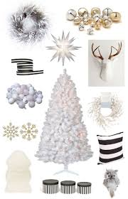 the 25 best black white and gold christmas ideas on pinterest