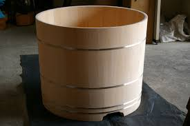 How To Make A Wooden Bath Tub by Outlet Tubs Japanese Ofuro Bathtubs By Bartok Design