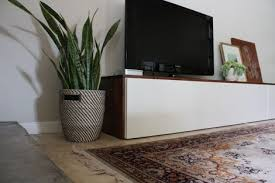 ikea media console hack diy media cabinet media cabinet ikea hack and living rooms