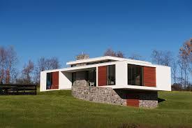 Home Architecture Design Rappahannock House Architect Magazine Jordan Goldstein Flint