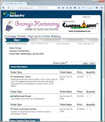 6 Flags Ticket Prices Auction Software For Non Profit Fundraising Silent Auction Pro