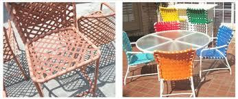 Restrapping Patio Chairs Restrapping Patio Chairs Images About Desain Patio Review
