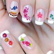 new flower nails art designs 2016 2017 nail art 2016 2017