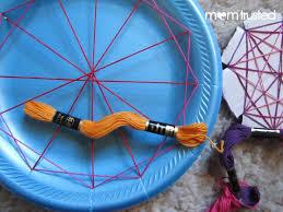 easy geometric string art for preschoolerspreschool activities and