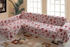 l shaped sectional sofa covers living room two tiers ruffle valances slipcover for sectional