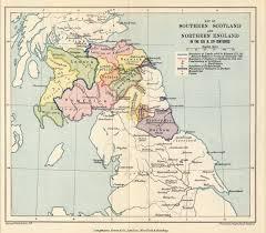 York England Map June 2014 Northumberlandia