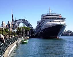 sydney harbor cruises pacific port of departure sydney cruise ship captain