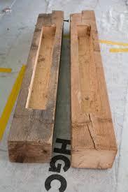 wood beam light fixture lighting diy beam light fixture wood narrow wooden angle rustic