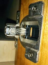 Aristokraft Replacement Hinges by Broken Hinge On Kitchen Cabinet Finninday