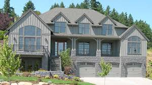 front sloping lot house plans house plans sloped lot ideas home decorationing ideas