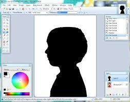 simple 4 step photo editing silhouette tutorial everyday mom ideas