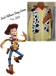 13 ugly men s halloween party my own diy creation for disney u0027s toy story woody u0027s costume shirt